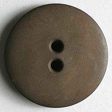 Dill boutons polyamide,pes brune foncé