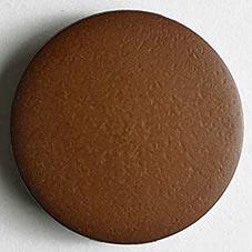 Dill boutons polyamide,pes brun moyen