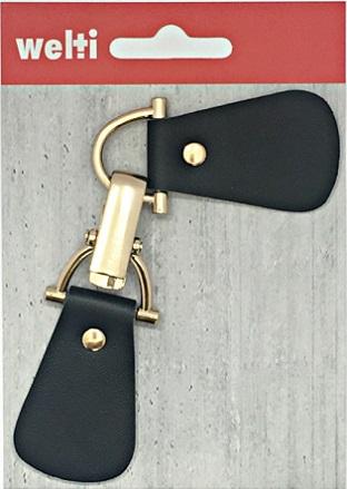 it. 3  Bekleidungs  Clips Bekleidungs-Verschluss silberf