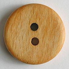 Dill Knöpfe Holz, Lieferzeit 3 Wochen