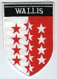 MOTIV WAPPEN 60X85MM WALLIS