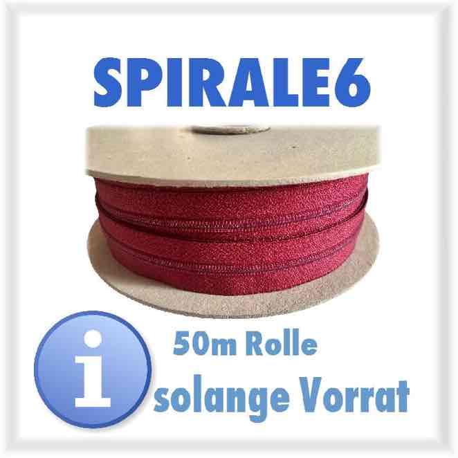 Spirales6 bon marché, rouleaux 50m et curseurs
