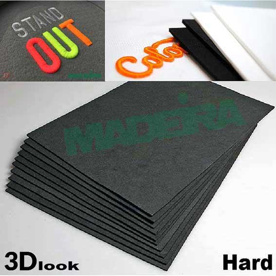 Madeira Bodybuilder 3D Schaumstoff 30 x 40 cm
