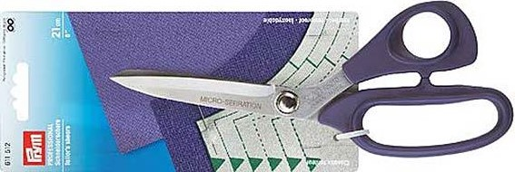 PRYM Zackenschere Schere Schneiderschere 21cm 611515