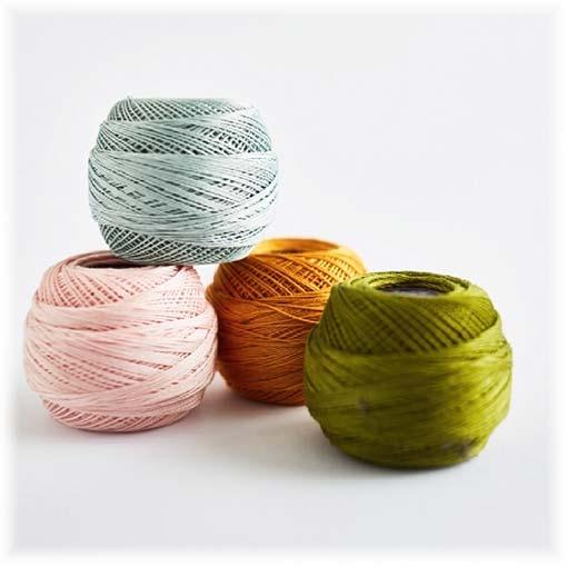 Fil à crocheter coton