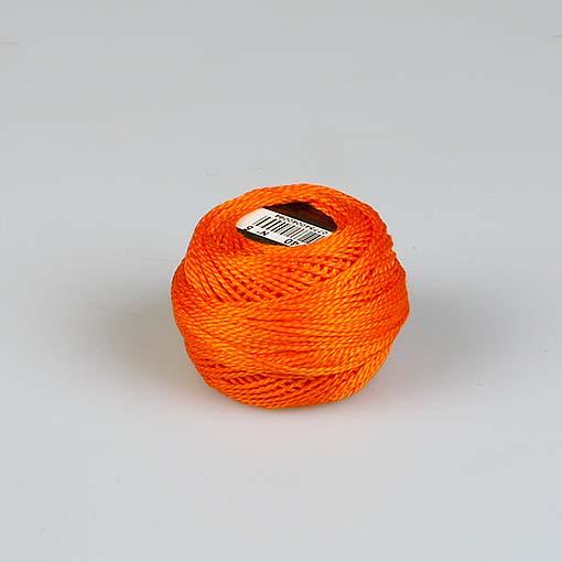 116-5 Perlgarn Baumwolle 10gr. Nr. 5 verleiht Volumen und Relief