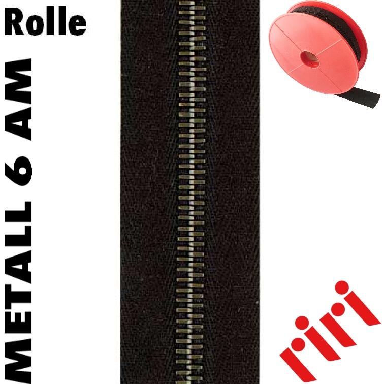 Metall 6 rouleau à 5m vieux laiton (AM) M6M5AM