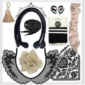 Accessoires, Wolle, Zusatzsortimente