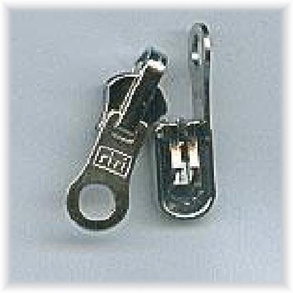 Riri curseur à glissière Metall 6 détachable + Combi détachable