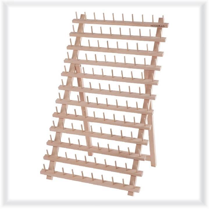Faden + Woll Ständer auch als Fadenständer, ÖKO, Holz, Bio-logisch abbaubar, Trend, Nähen, Nähmaschinen, Spulen-Ständer, Box, aufbewahrung gesucht