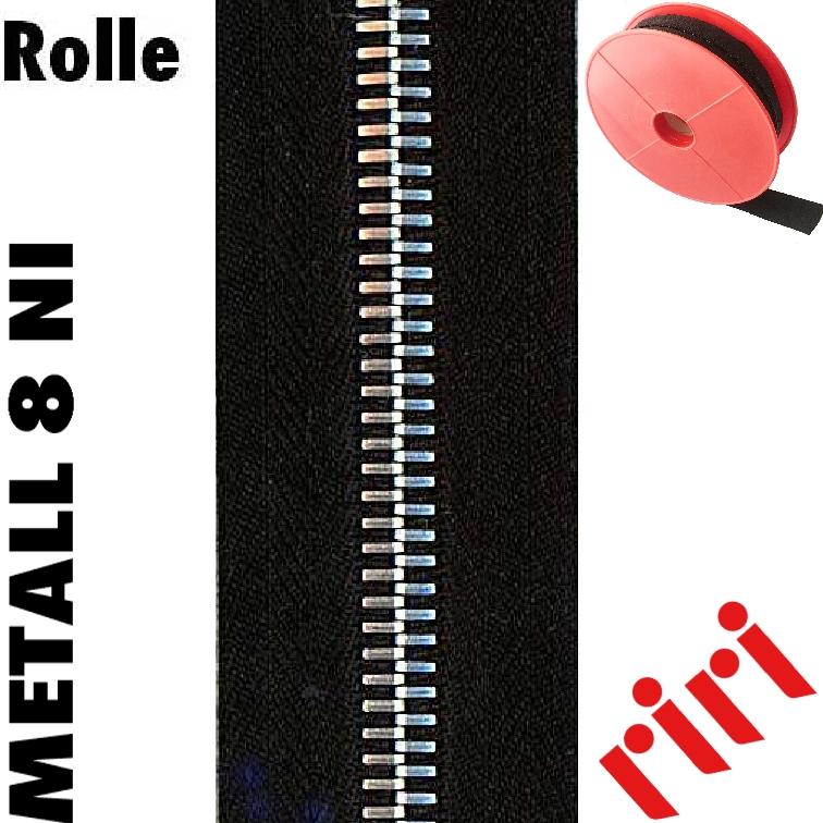 Metall 8 Rolle 5m (NI) M8M5
